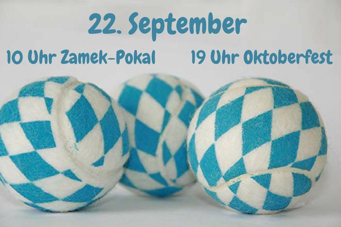 Zamek-Pokal & Oktoberfest